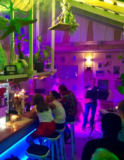 2 Jahre Gecko Bar