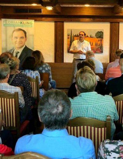 Bürgergespräch in Stammheim
