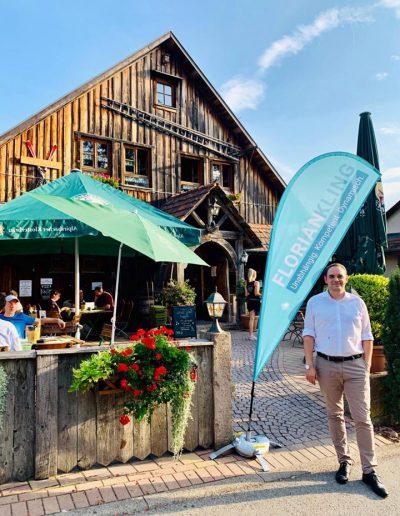 Bürgergespräch in Holzbronn