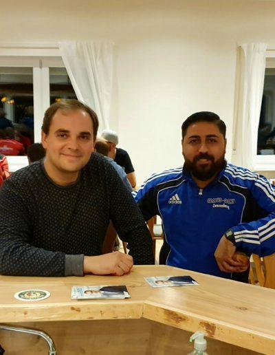 Zu Gast beim 1. FC Altburg